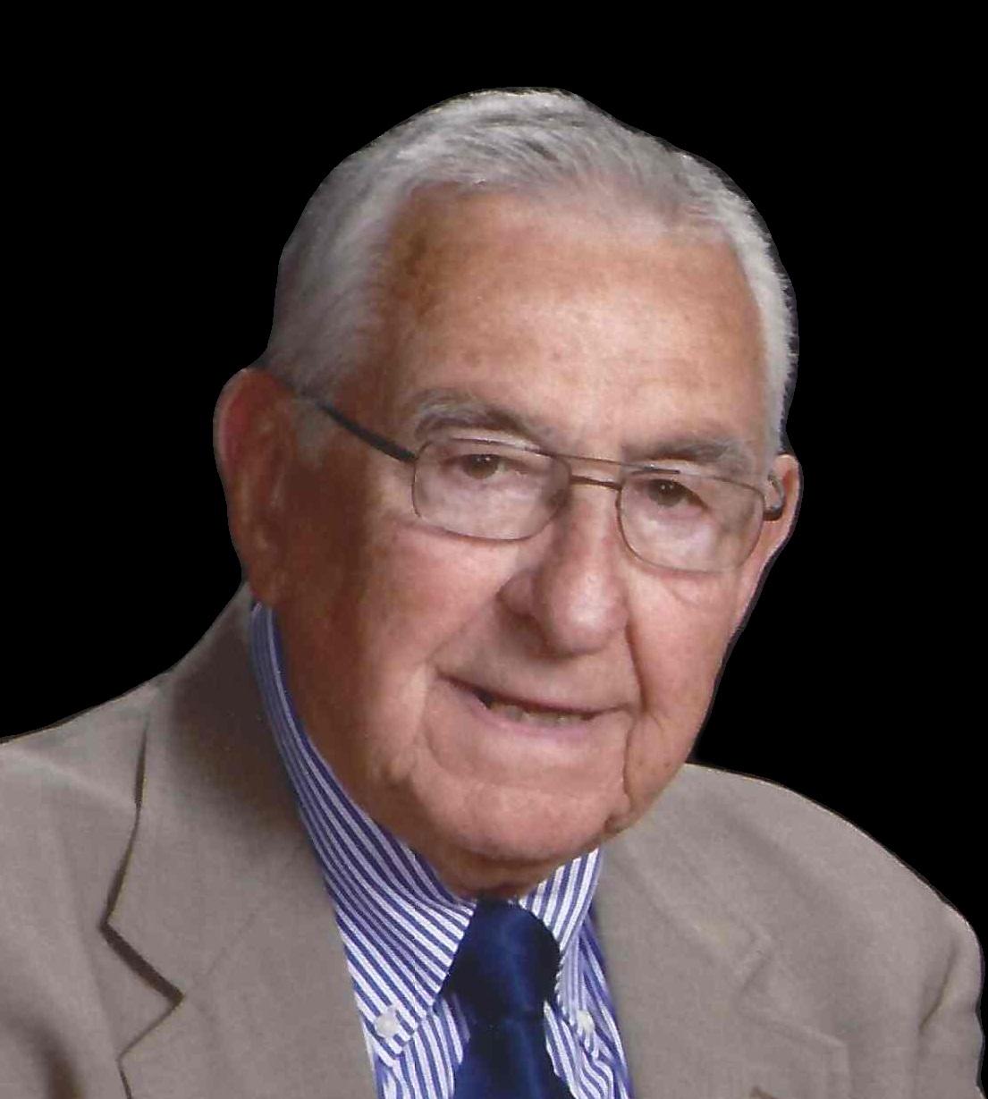 """James J. """"Jim"""" Stenftenagel, age 92, of Jasper"""