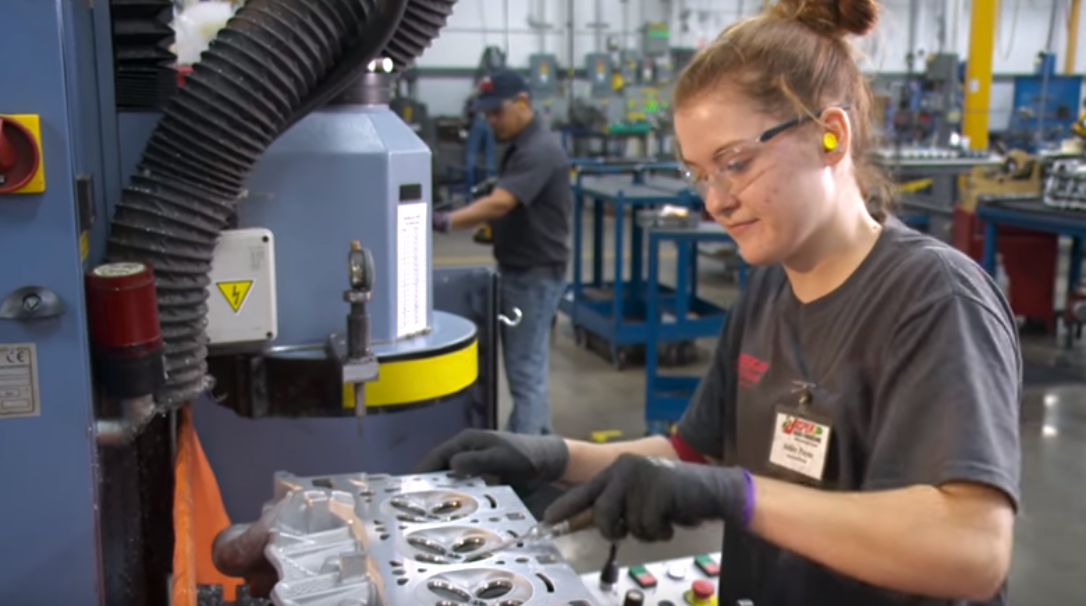 Jasper Engines Named One of America's Best Employers by Forbes Magazine