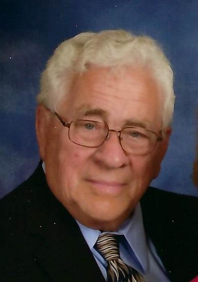 James R Uebelhor, 88 of Ferdinand