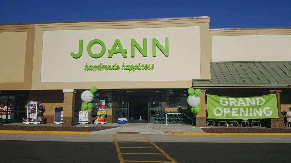 WATCH:  Ribbon Cutting Marks Grand Opening of JOANN Fabrics in Jasper