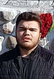 Jonathan Alcantar-Ramirez, age 21, of Huntingburg