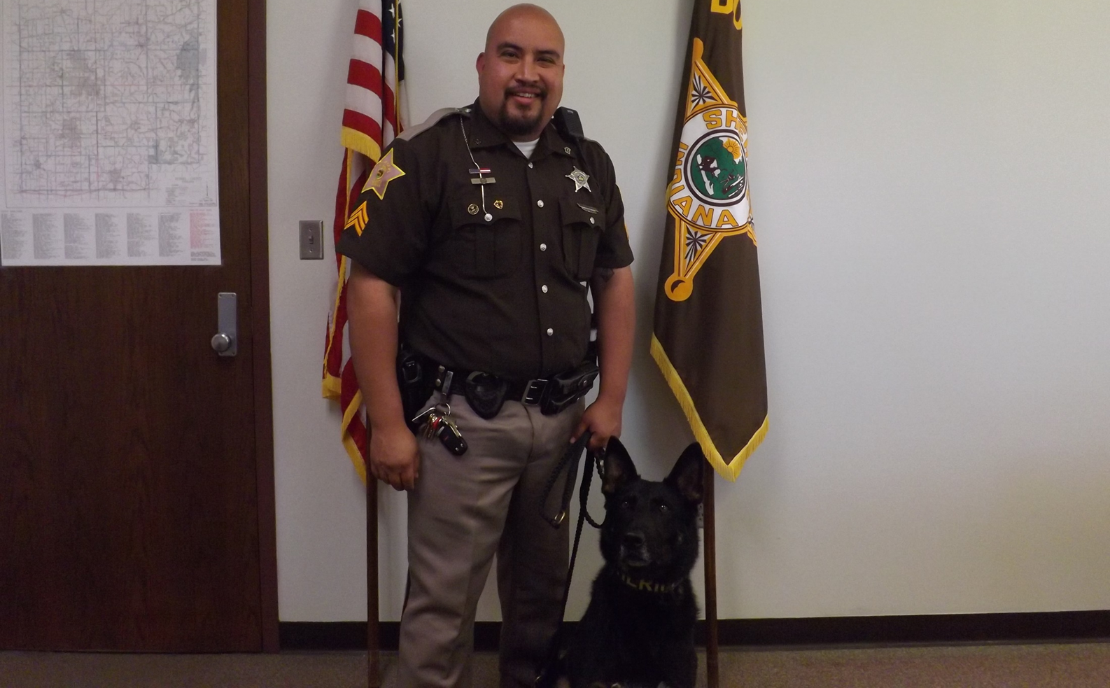 Dubois Co. Sheriff's Office Seeks Local Donations For New K9 Deputy