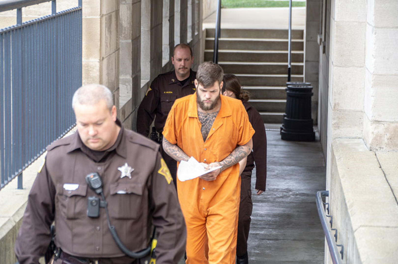 St. Anthony Murder Suspect Withdraws Insanity Defense, Asks For Speedy Trial