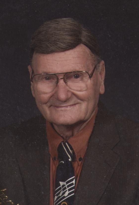 "Jimmie L. ""Jim"" Lammers, age 88, of Huntingburg"