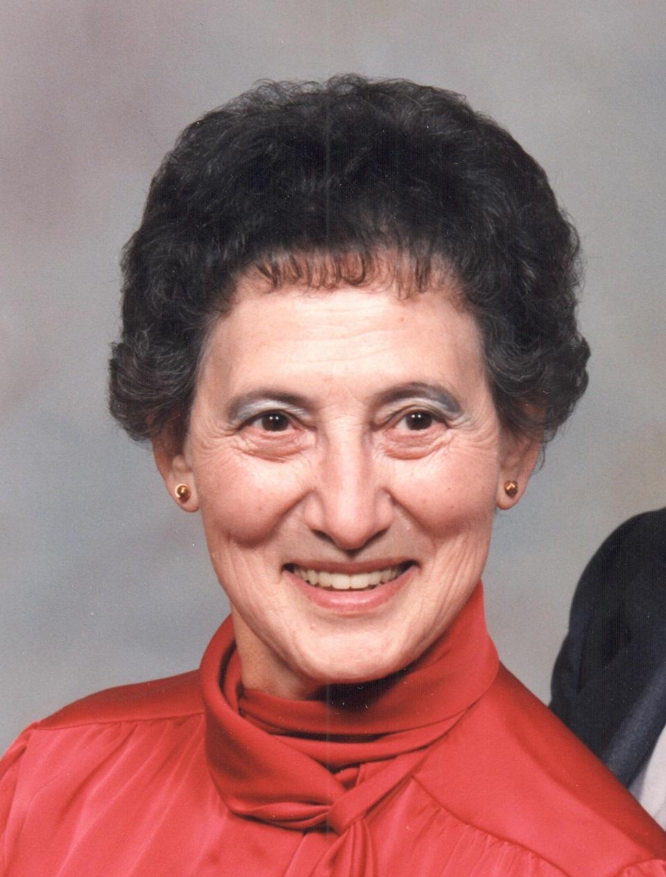 Lavella E. Singer, age 88 of Jasper