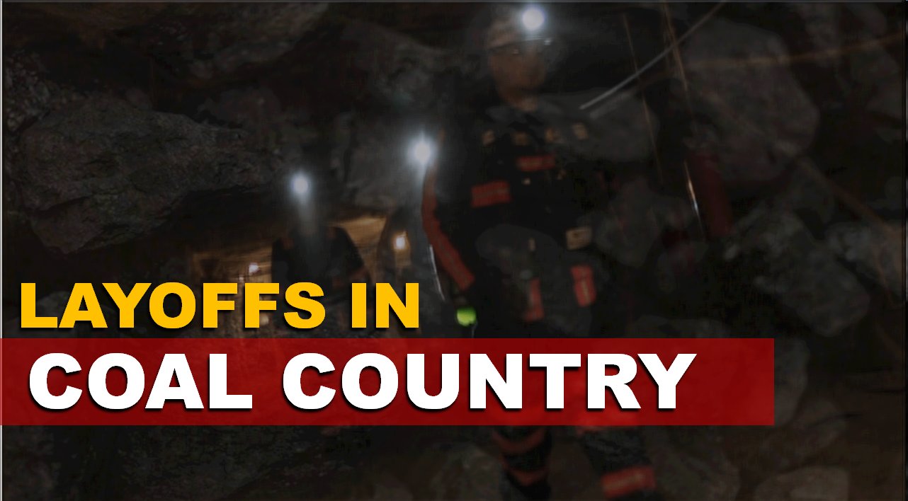 Layoffs Have Been Announced in Gibson County Coal Country