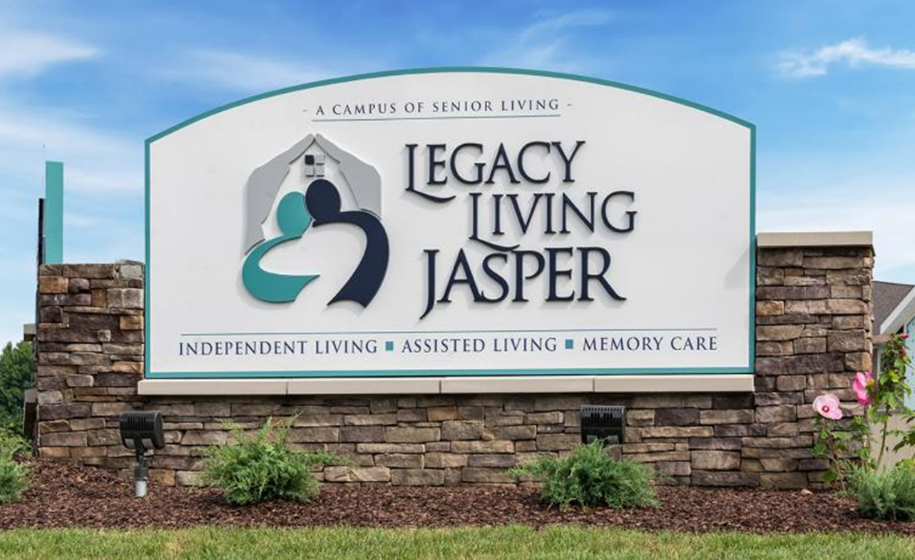 Jasper Chamber to Host Ribbon Cutting at the New Legacy Living of Jasper Next Month