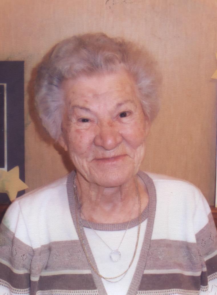 Leona Marie Dittmer, age 96, of Huntingburg