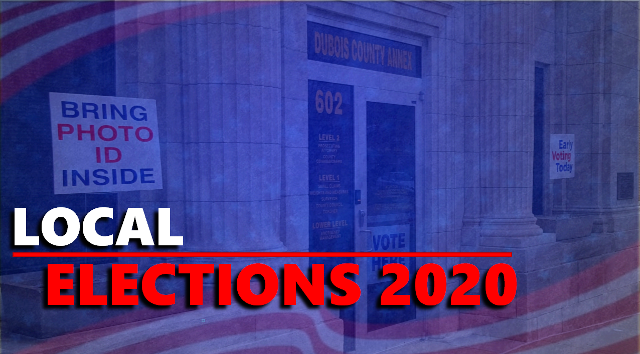 LOCAL VOTING 2020: Dubois County Early Voting and Election Day Times & Polling Locations Released