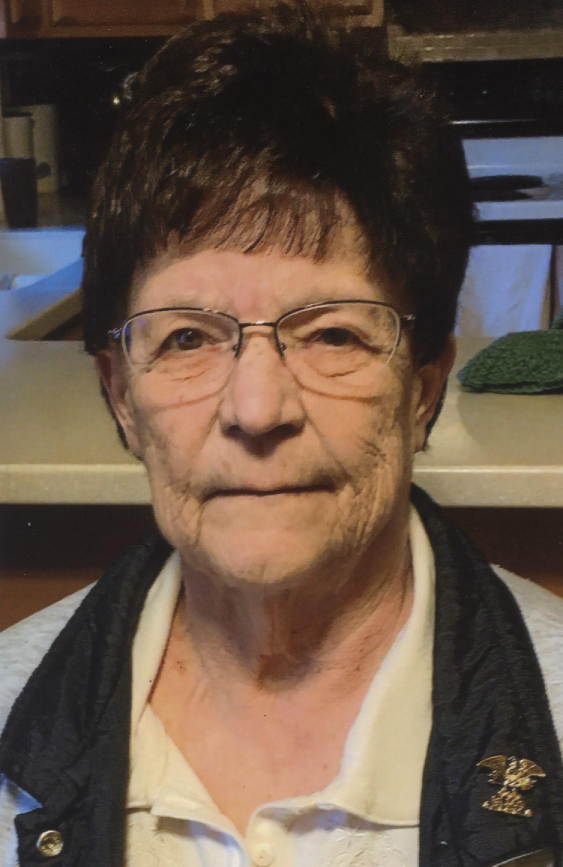 """Linda G. """"Gayle"""" Lohman, age 79, of Huntingburg"""