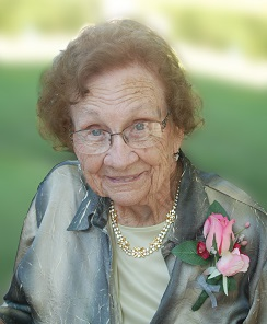 Lucille A. Rudolph, age 101, of Boone Township