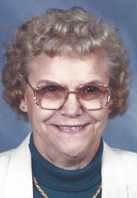 Lucille F. Weyer, 93 of Ferdinand