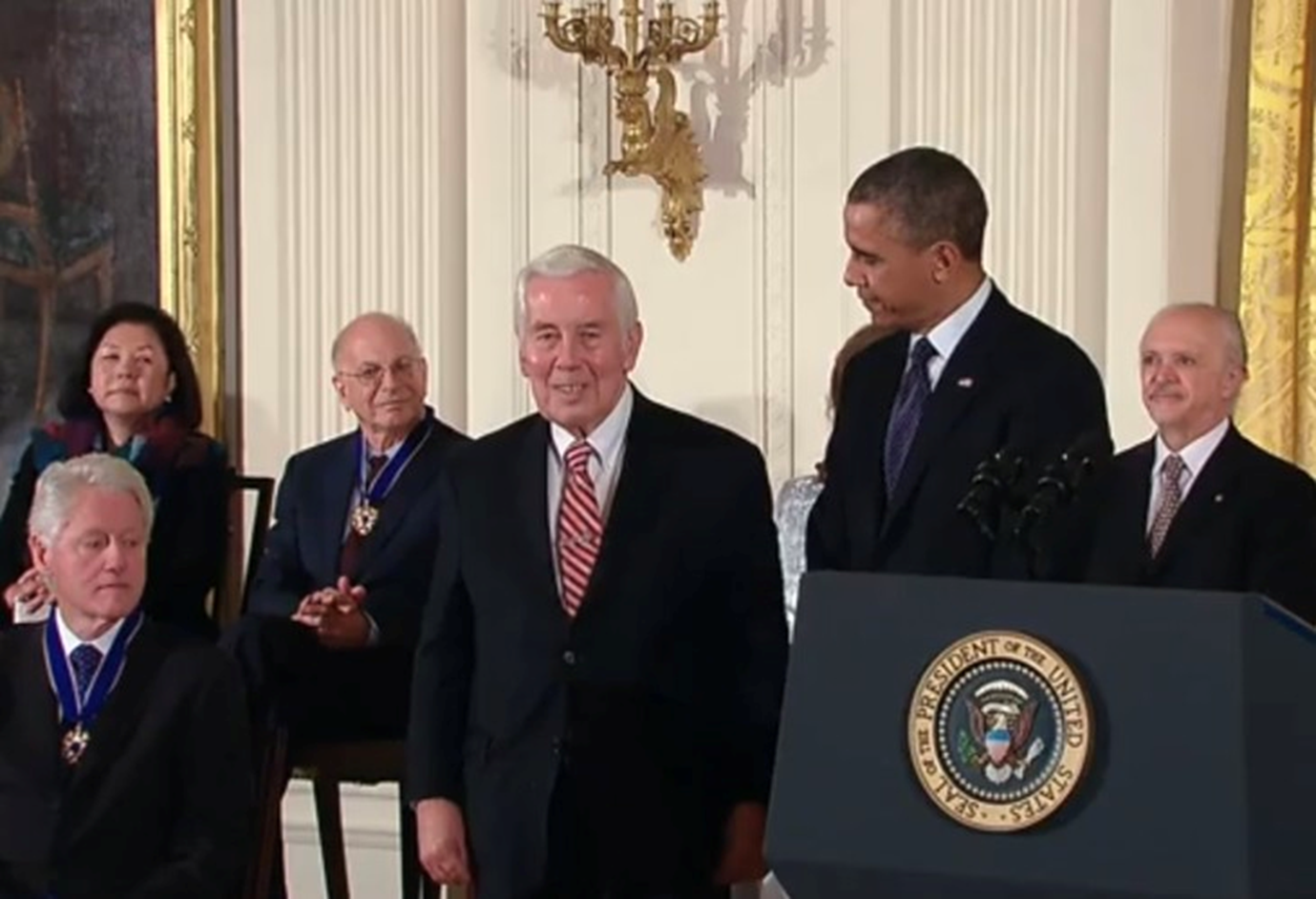 Remembering Former U.S. Senator Richard Lugar of Indiana Who Died Over the Weekend at 87