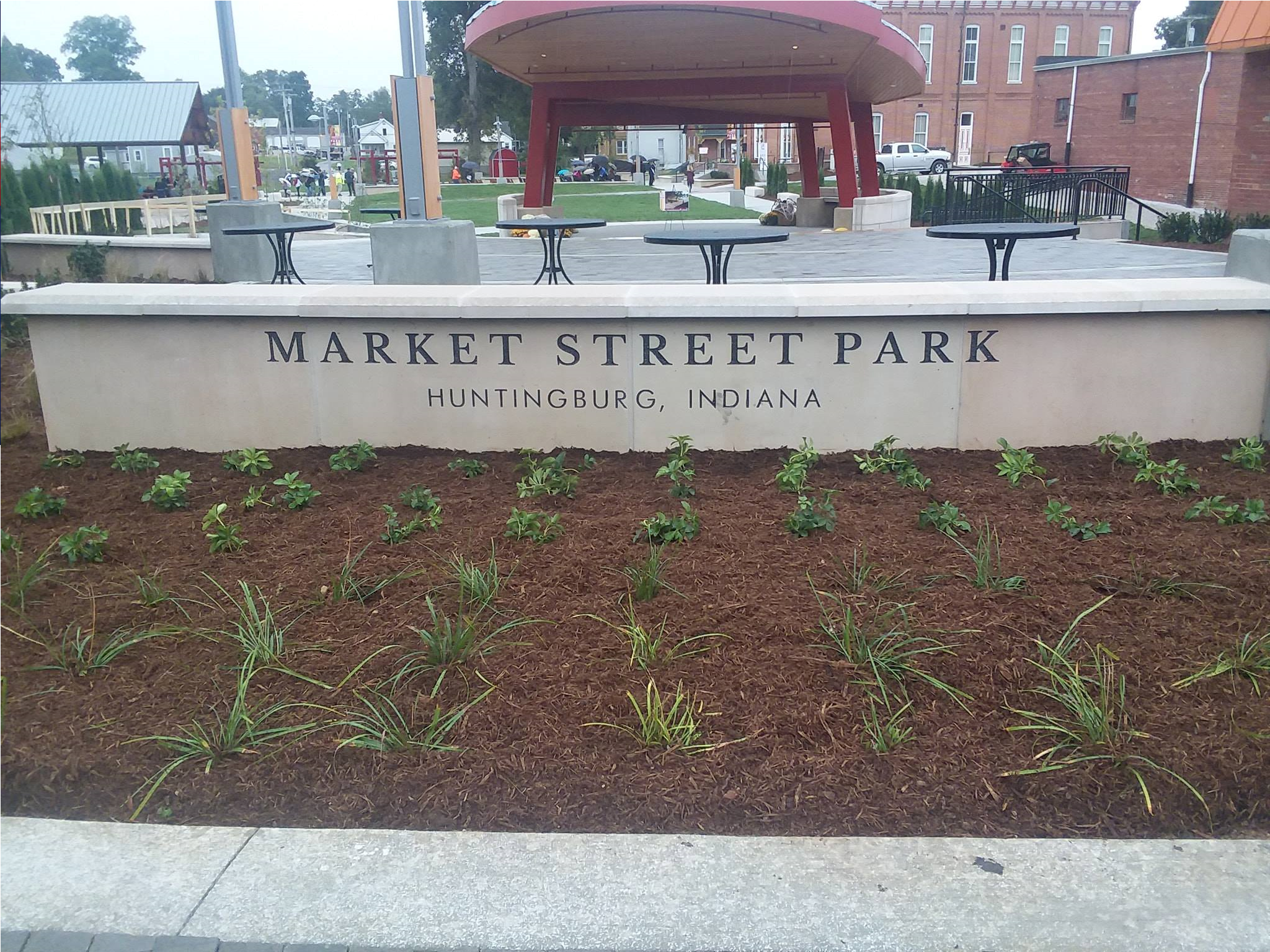 Market Street Park Earns Regional Award From Regional Opportunity Initiatives