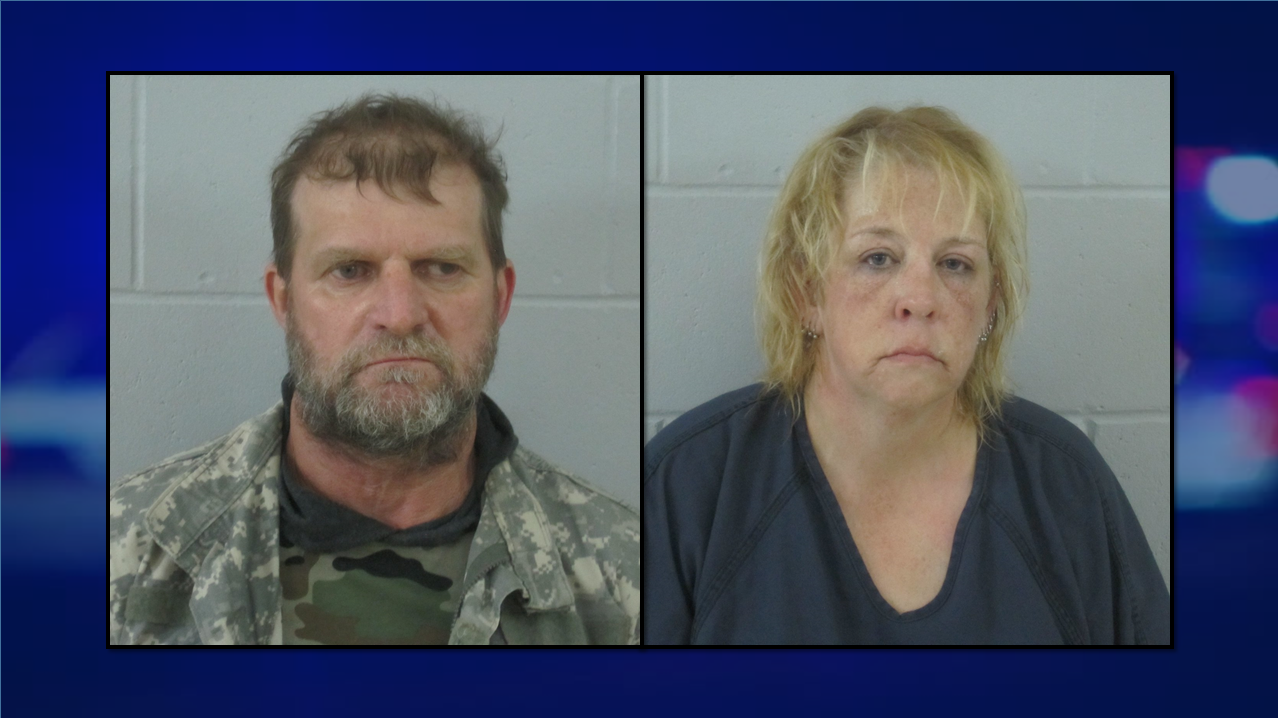 Two Facing Felony Meth Dealing, Other Charges After