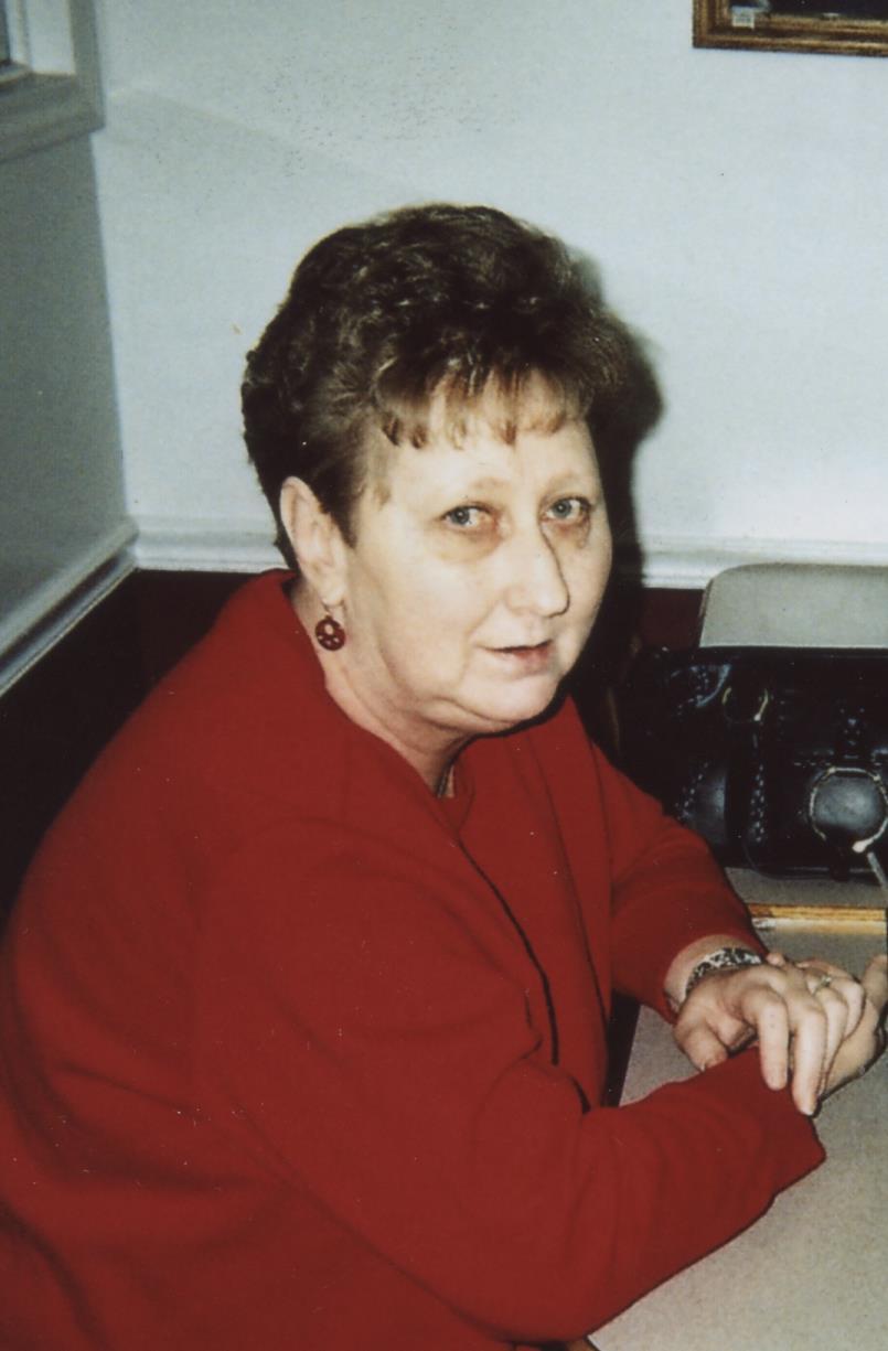 Mary Ann Alvey, age 65, of Huntingburg