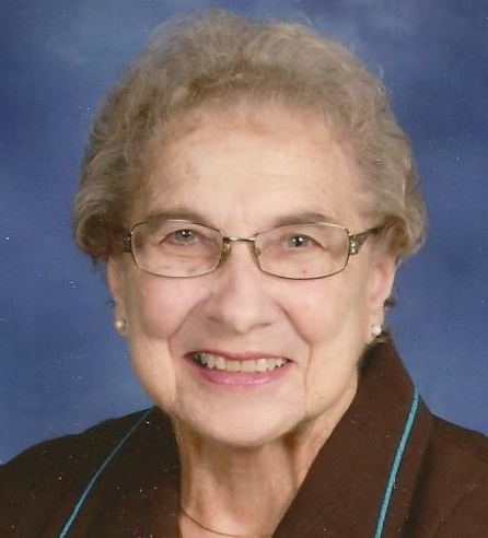 Mary Catherine Heeke, age 91 of Celestine