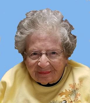 Mary Lou Blessinger, age 86, of Huntingburg