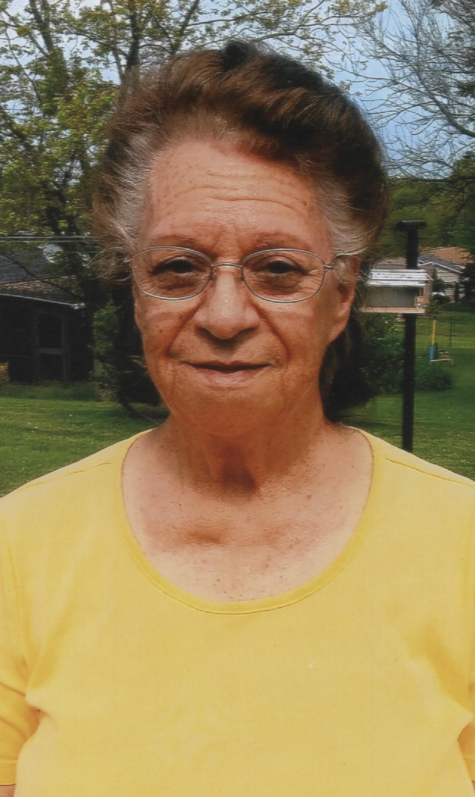Mary Lou Eckert, age 76, of Birdseye, formerly of Huntingburg