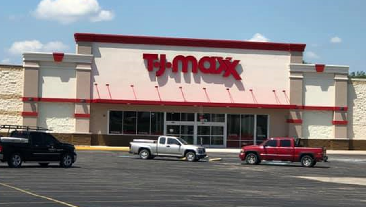 TJ Maxx in Jasper to Open in Late September, Company is Hiring