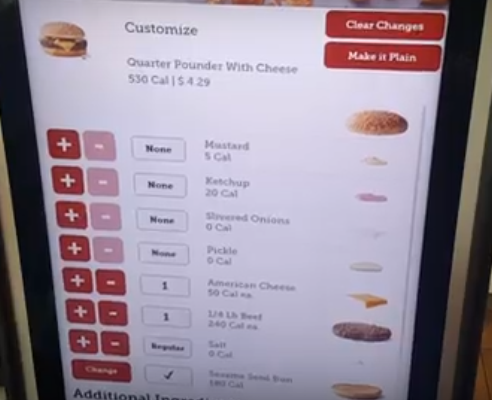 WEB FEATURE:  See New Self-Order Kiosks at McDonald's in North  Jasper