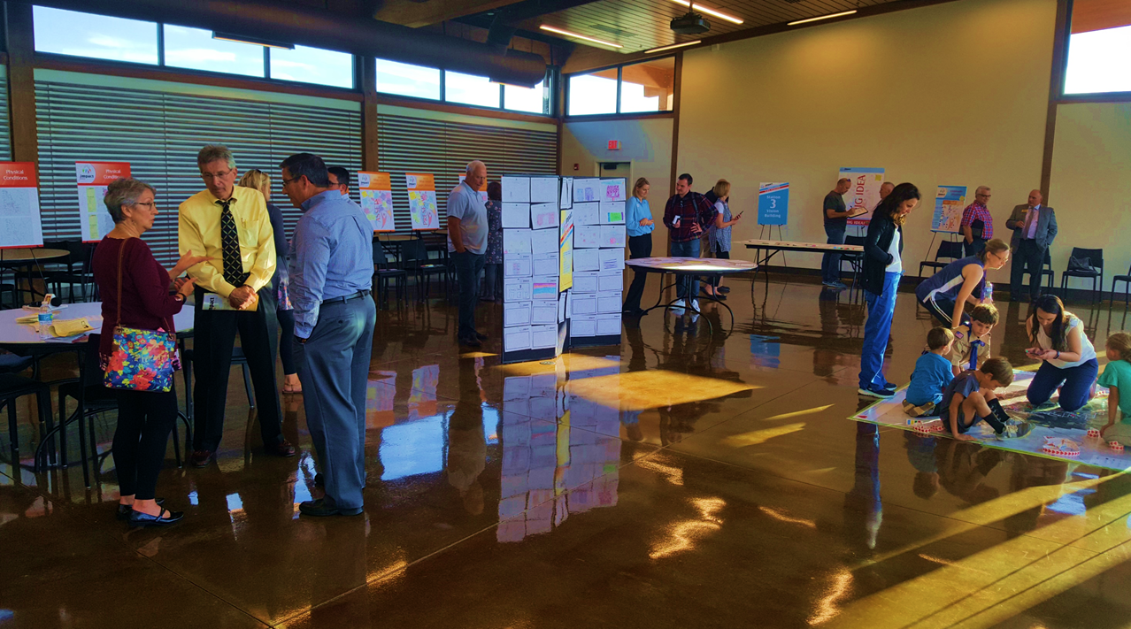 Looking Toward The Future:  Jasper Leaders Meet With Public to Discuss 10-Year Comprehensive Plan