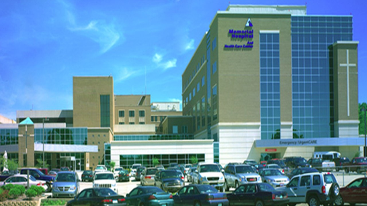Doctors at Memorial Hospital Brace For Potential Spike in COVID-19 Cases