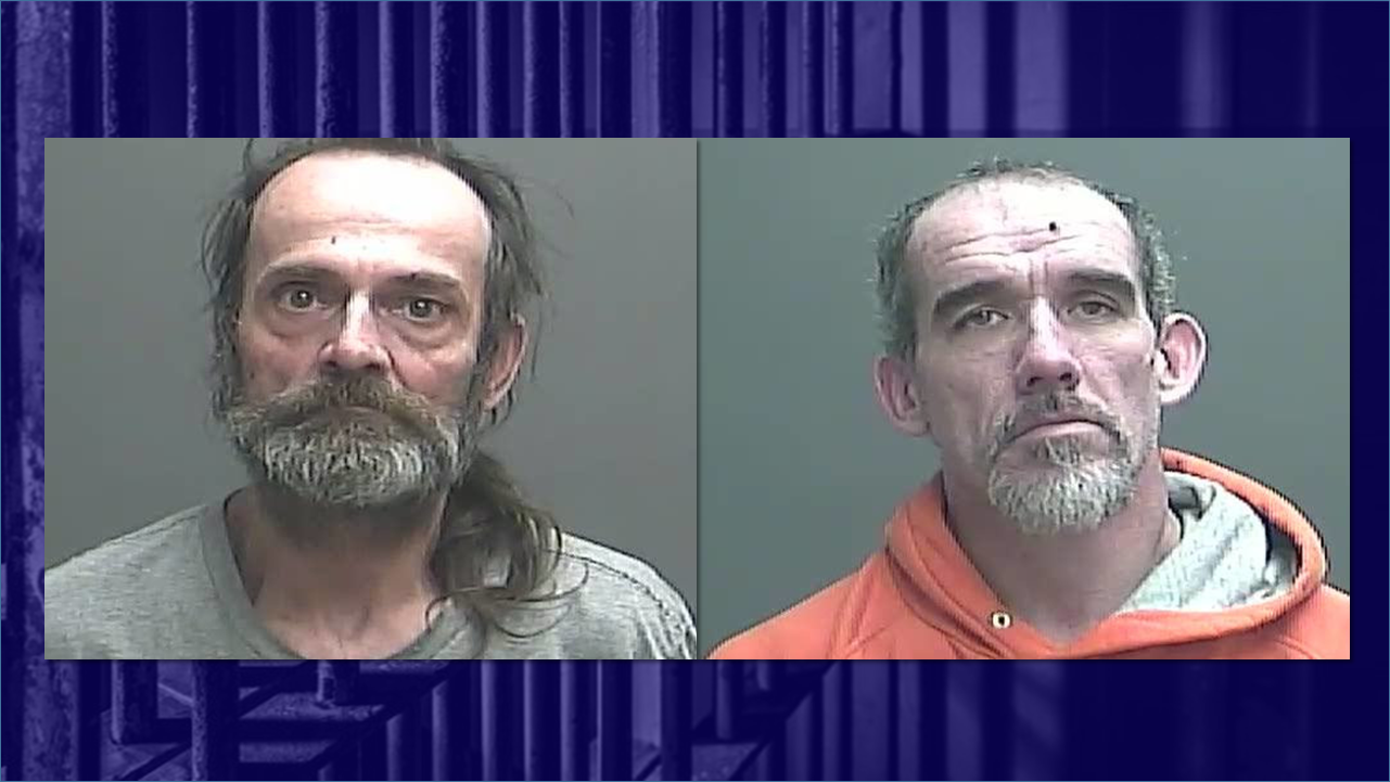 Two Men Arrested After Police Find Meth, Marijuana in Area Hotel Room