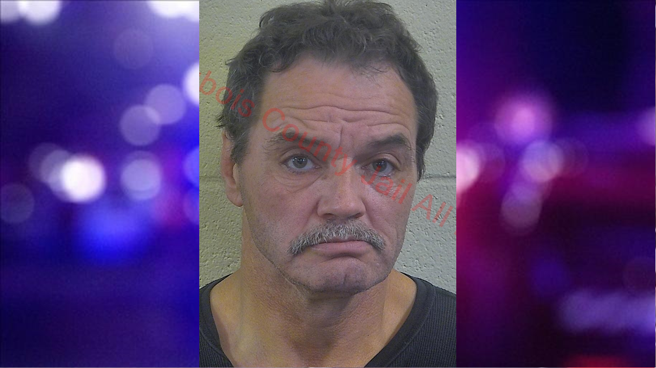 Jasper Man Flees From Police on a Bike, Arrested and Charged With Two Felonies