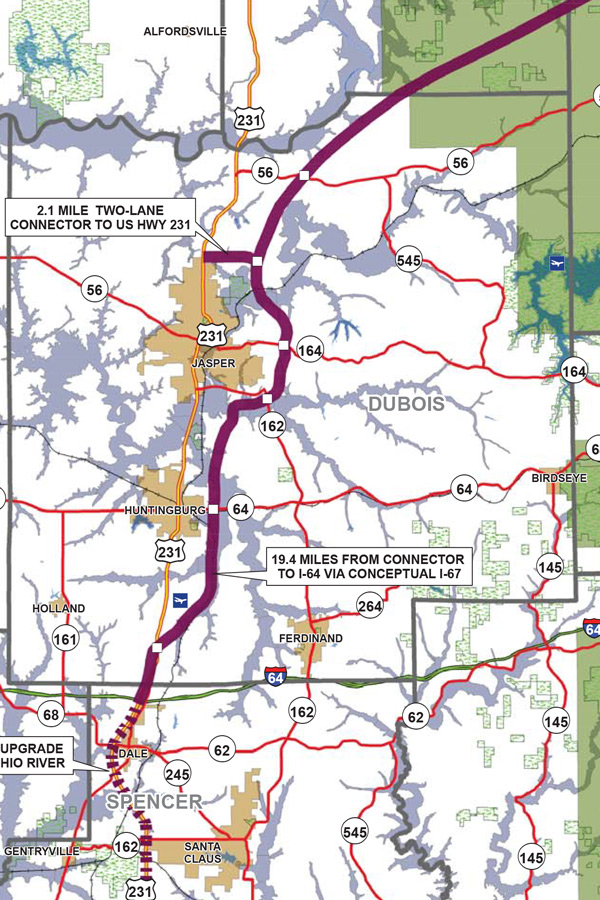 MidState Corridor Could Cost $300 Million to Build