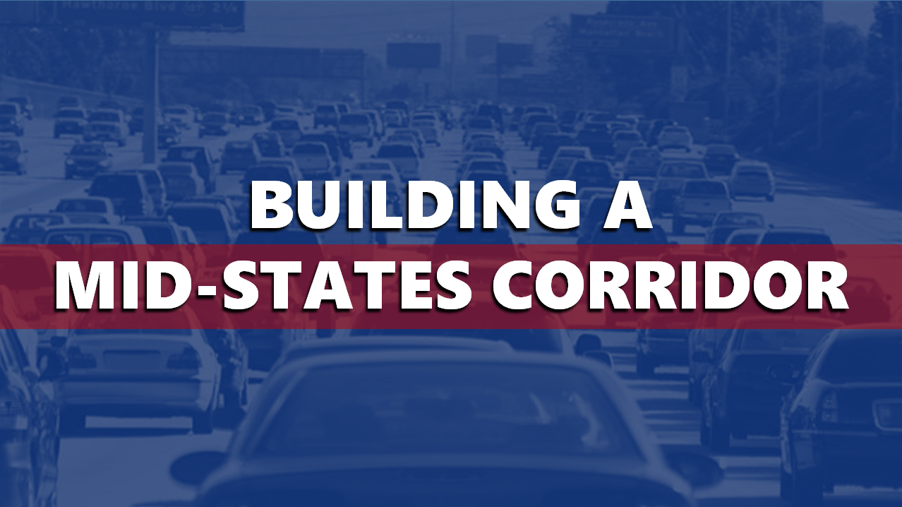 Officials Working on a Mid-States Corridor Have Narrowed Down Their Options to Just Five Routes