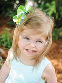 Mila Gabriella Crandall, age 2 of Jasper