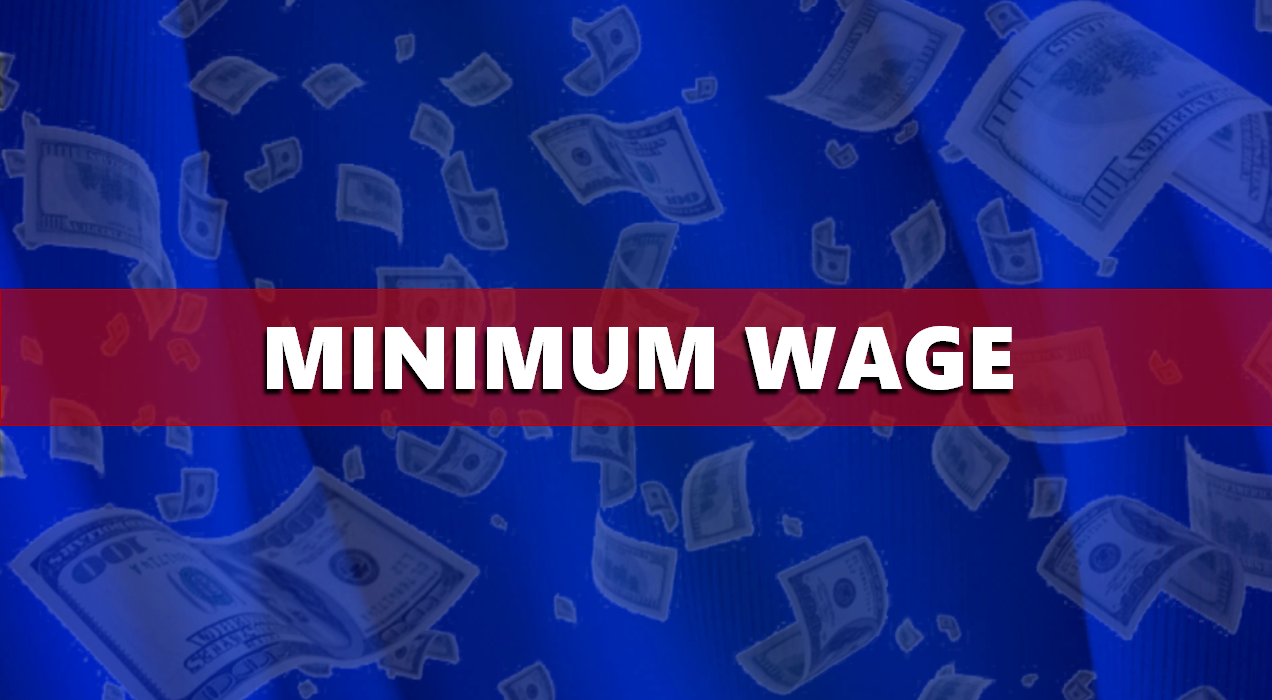 Minimum Wage Raises in 2019 in Several States, Indiana's Remains at $7.25