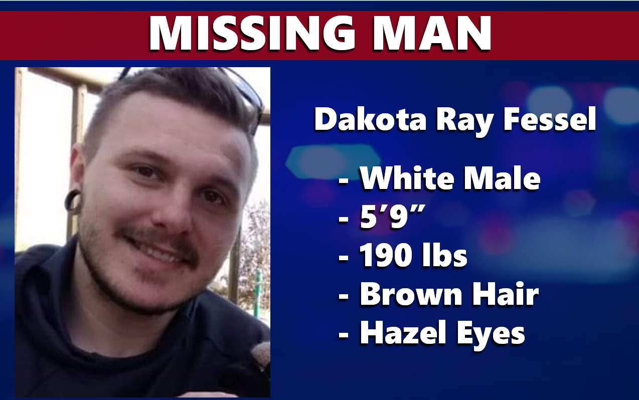 ISP Searching For Missing Man, Troopers Asking For Your Help Locating Him