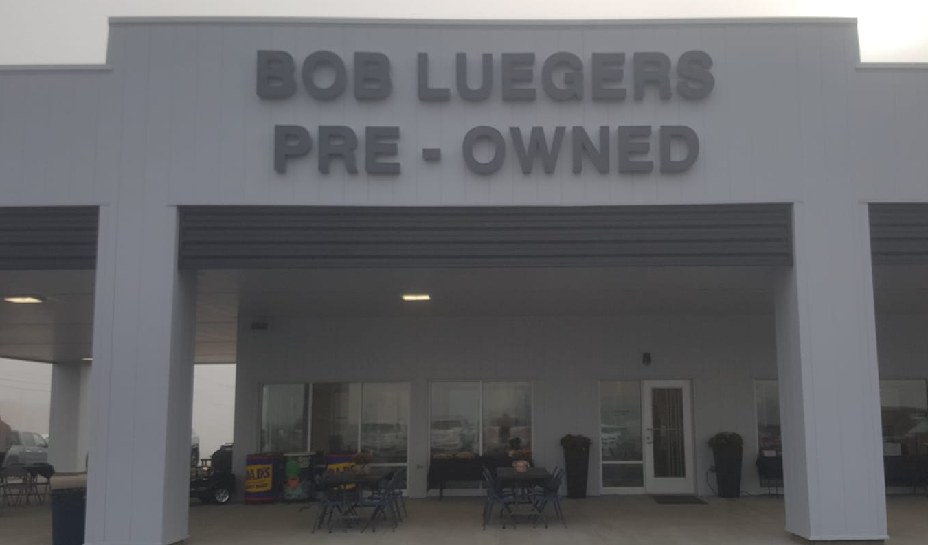 Bob Luegers Motors in Jasper Opens New Pre-Owned Center