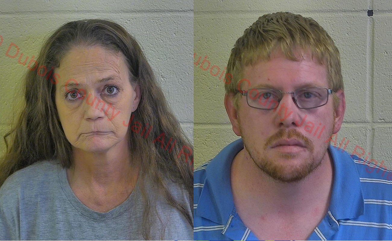 Two Arrested on Meth Charges; JPD Says Female Hid Drugs