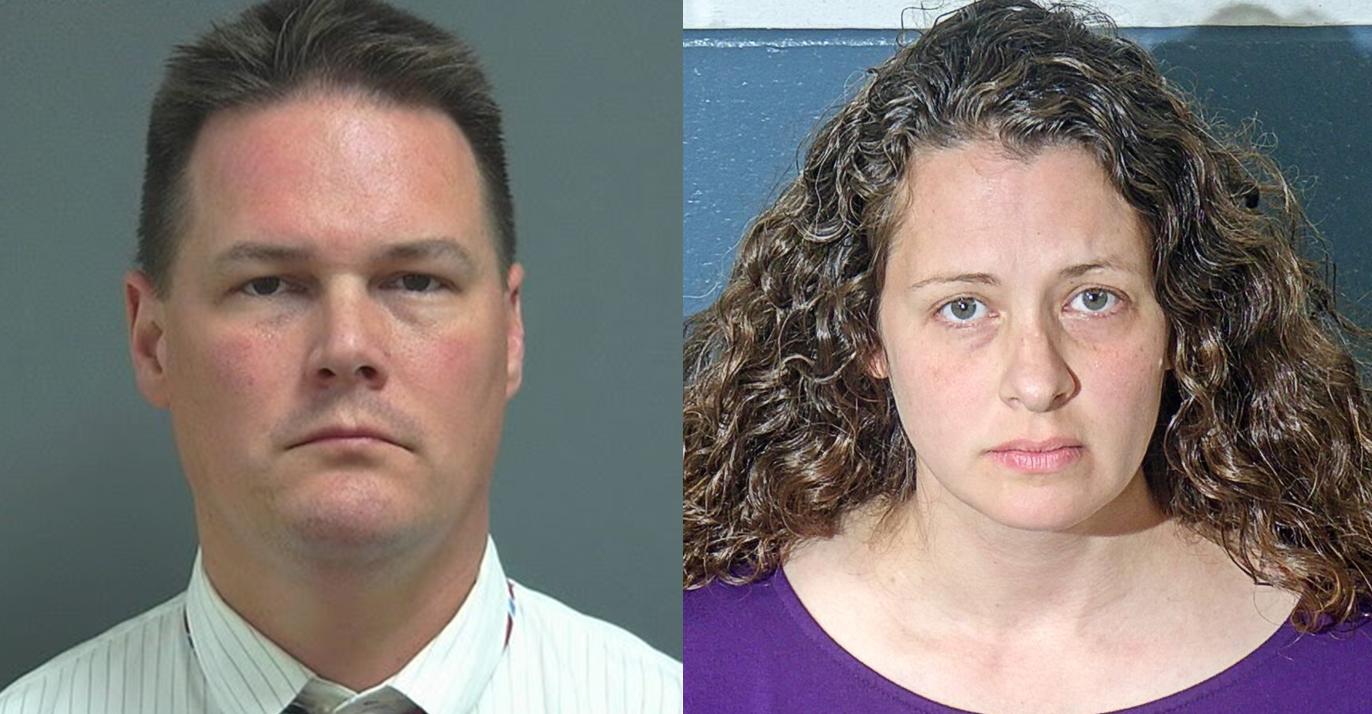 Area Couple Arrested on