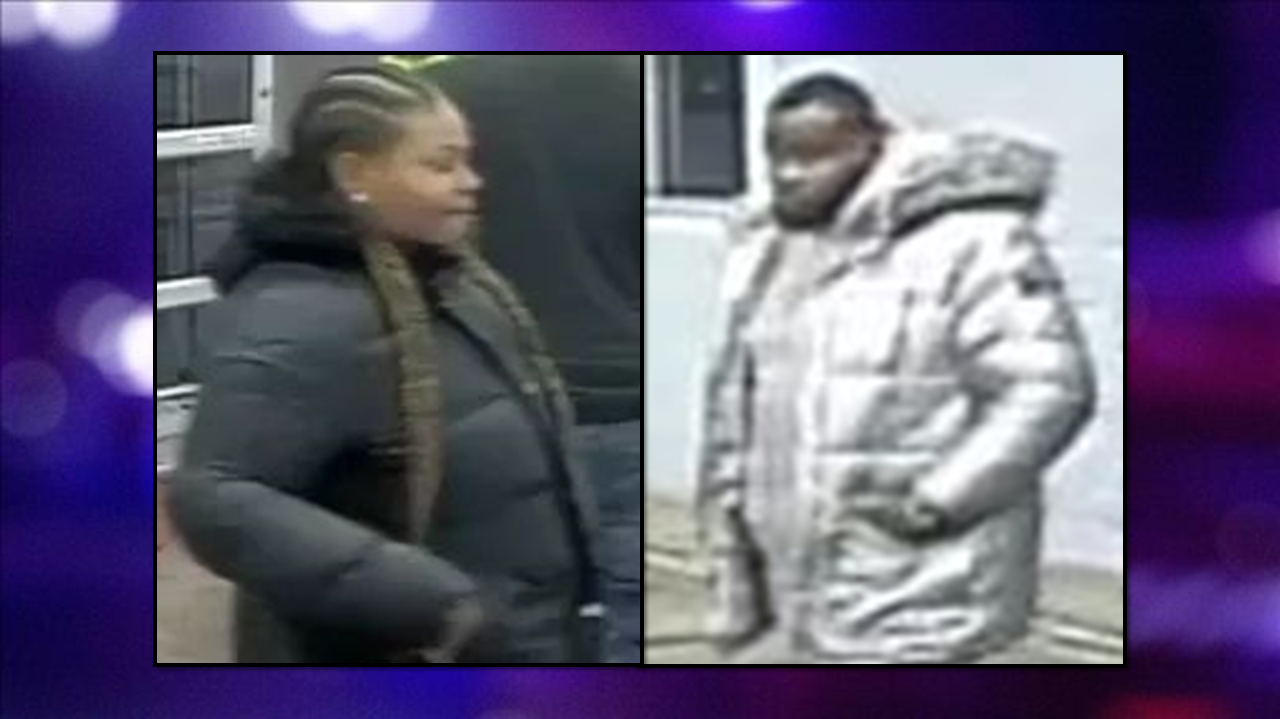 DO YOU KNOW THEM?  They're Accused of Passing Fake Bills and Theft