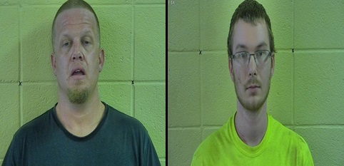 Wanted Man, Another Man Jailed After Leading Police on Dubois Co. Chase
