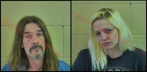 2 Arrested on Meth Charges at Jasper Walmart