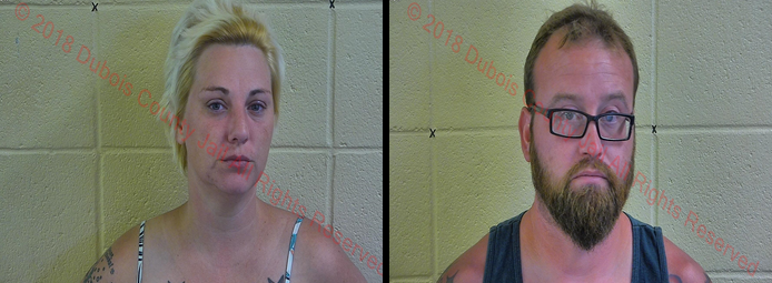 Couple Arrested at Jasper Pool, Very Drunk With Two Children