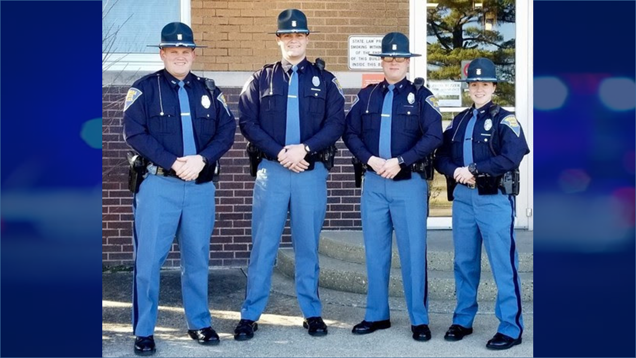ISP Jasper Post Gets Four New State Troopers Following Graduation Last Week