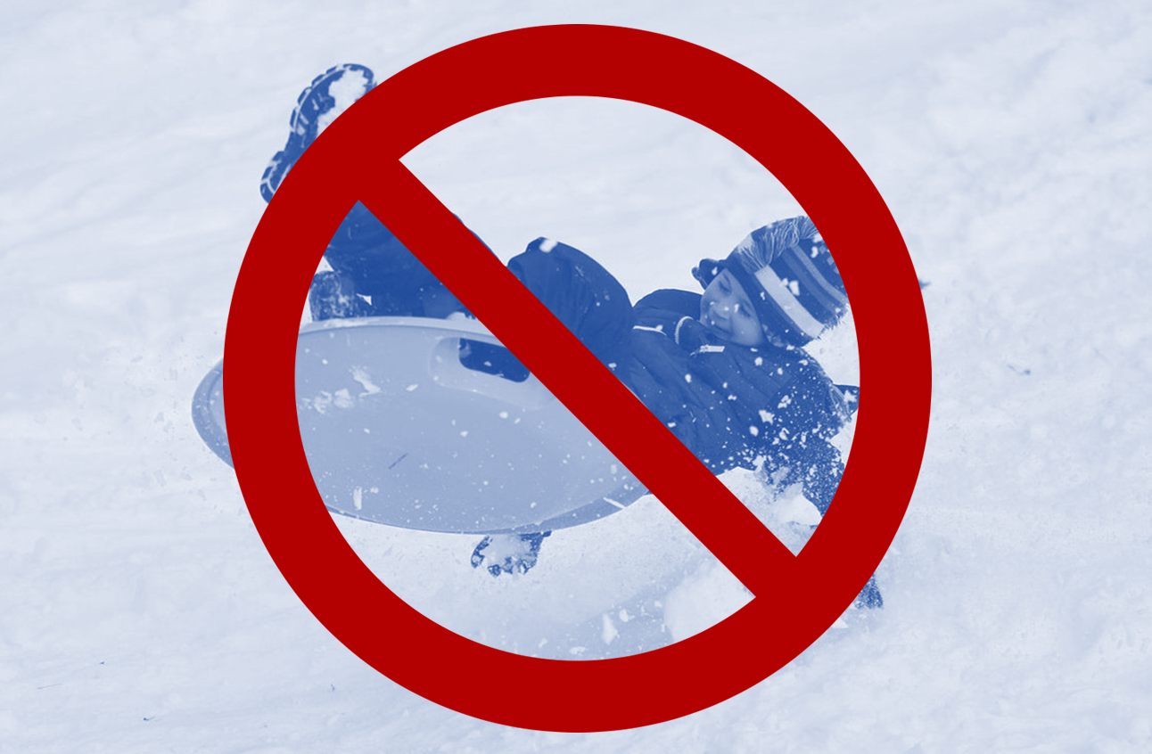 Sledding Still Banned at Newburgh Lock & Dam After Fatal Accident in January
