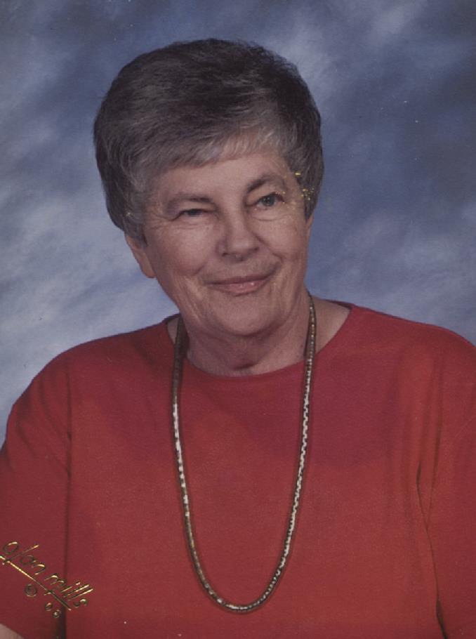 Norma Lee Davidson, age 85, of Huntingburg