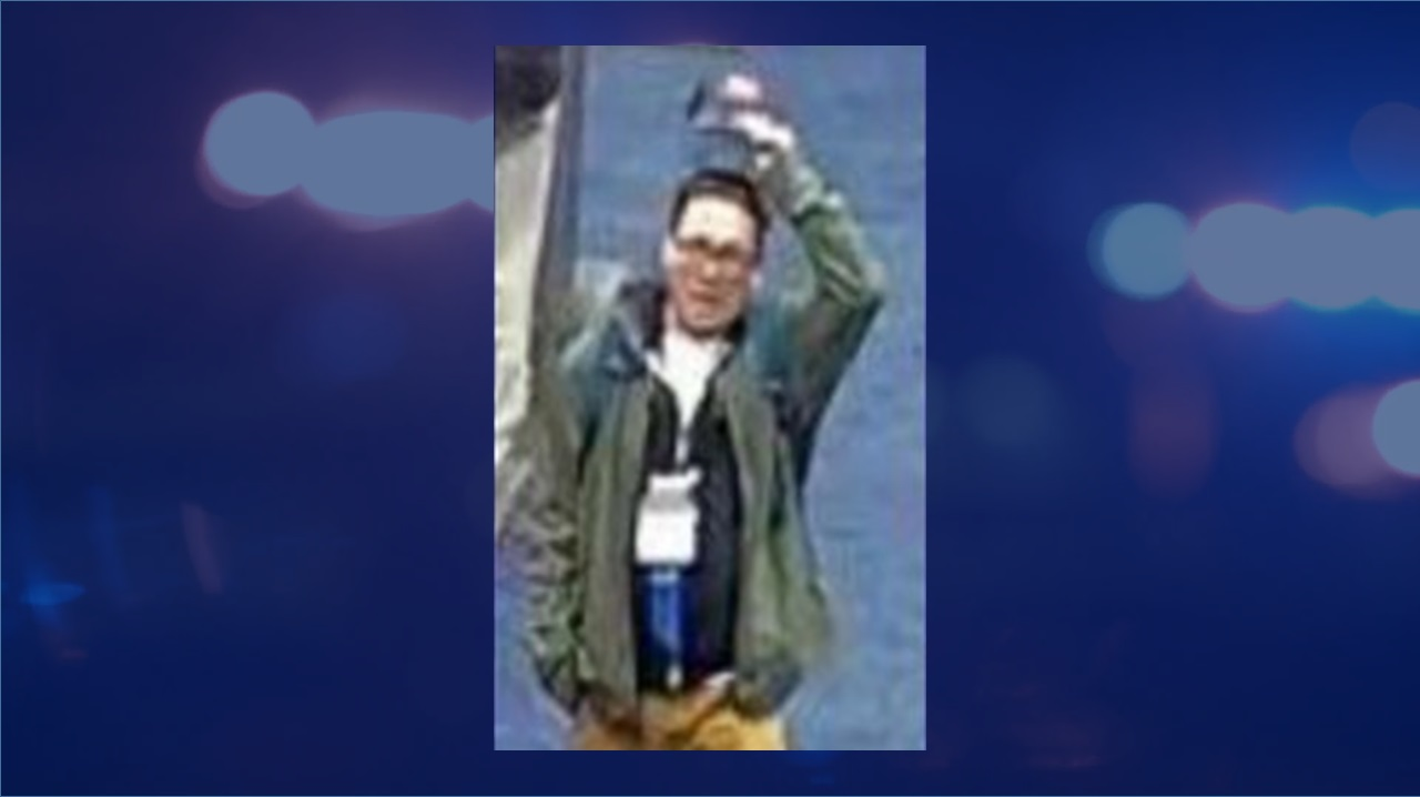 DO YOU KNOW HIM?  Police Searching For Man Who Stole Prop Gun From NRA Convention