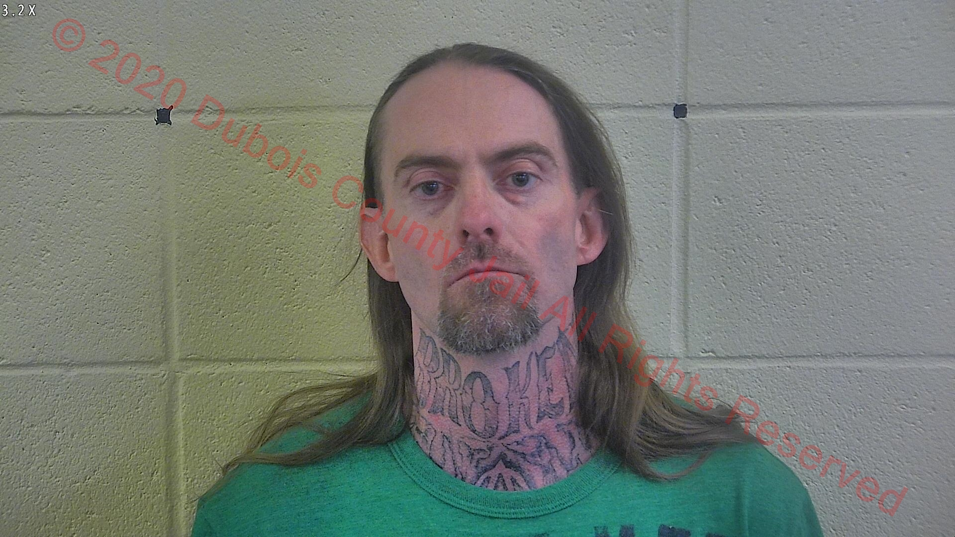 Huntingburg Man Jailed on Multiple Drug Charges Following Home Visit