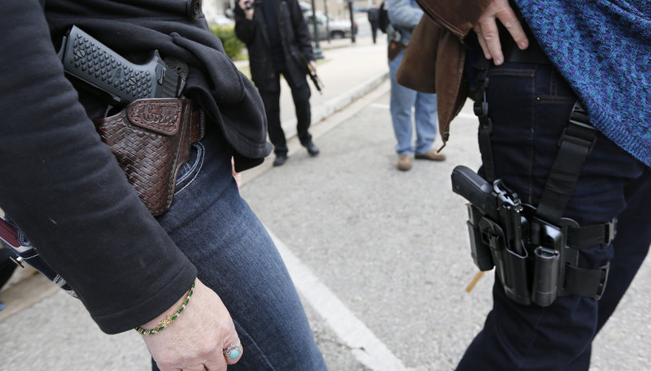 CVS, Walgreens and Other National Retailers Ask Customers Not to Open Carry in Their Stores