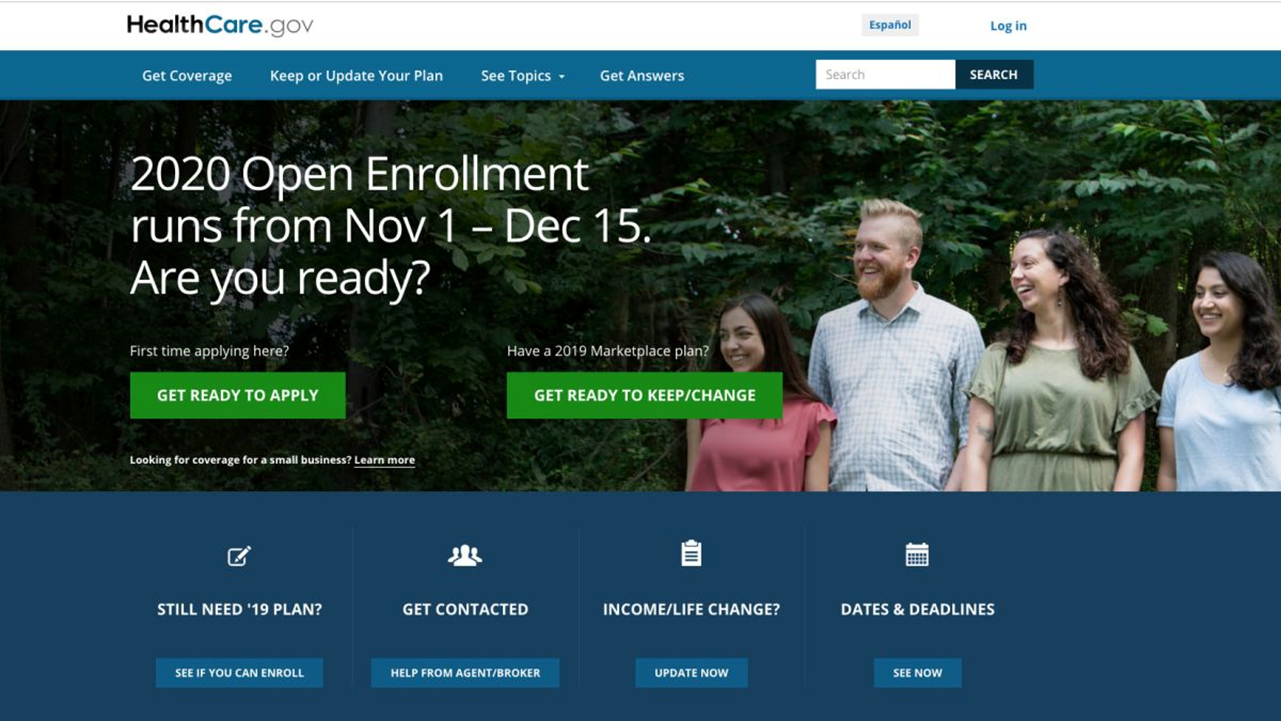 Marketplace Open Enrollment Continues Through December 15th and TRI-CAP Can Help