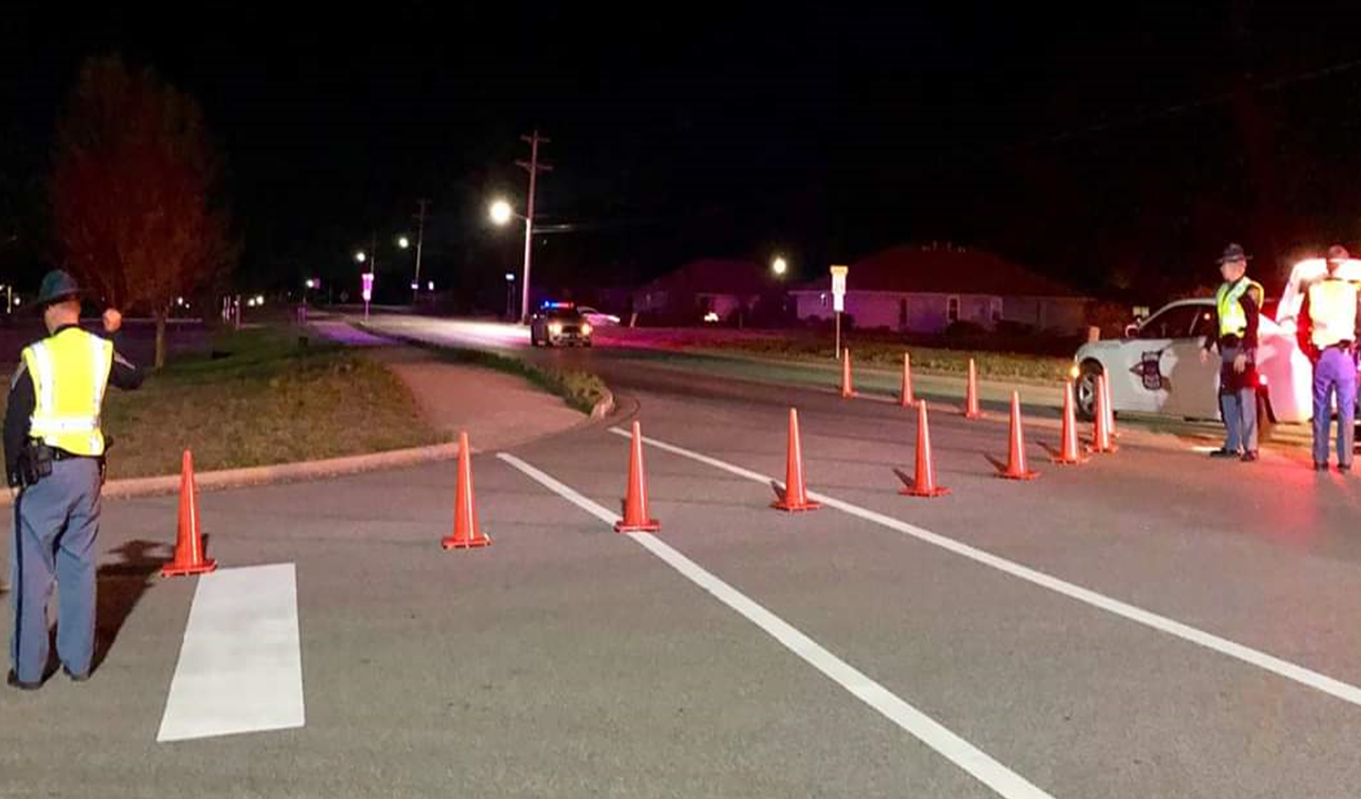 Police Release Results of OWI Checkpoint in Jasper Friday Night