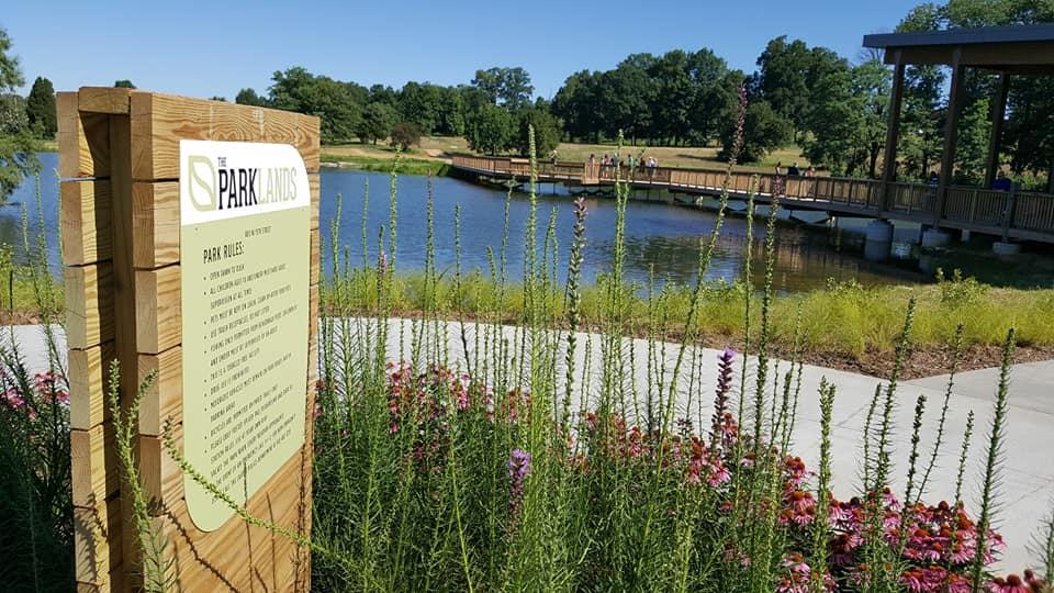 JASPER OFFICIALS:  Don't Swim in Parklands Pond